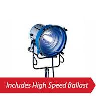 1800w Arri M18 HMI - High Speed System