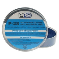 P-28 Blue Electrical Tape