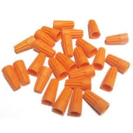 73B Wire Nuts (orange) - 25 ct.