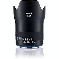Zeiss Milvus 35mm f2