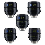 Zeiss Supreme Prime 5 Lens Set