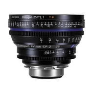 Zeiss CP.2 25mm T2.9