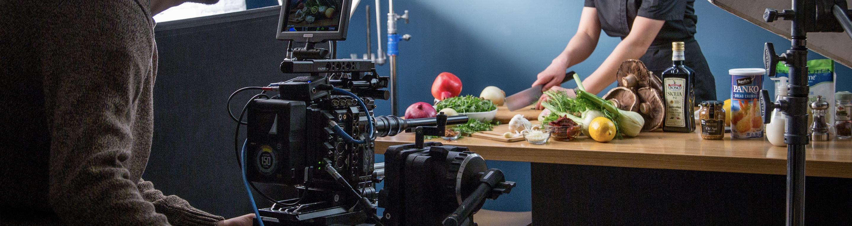 Camera Shooting Cooking