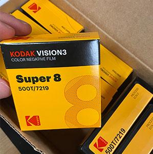 Kodak Super 8 Film