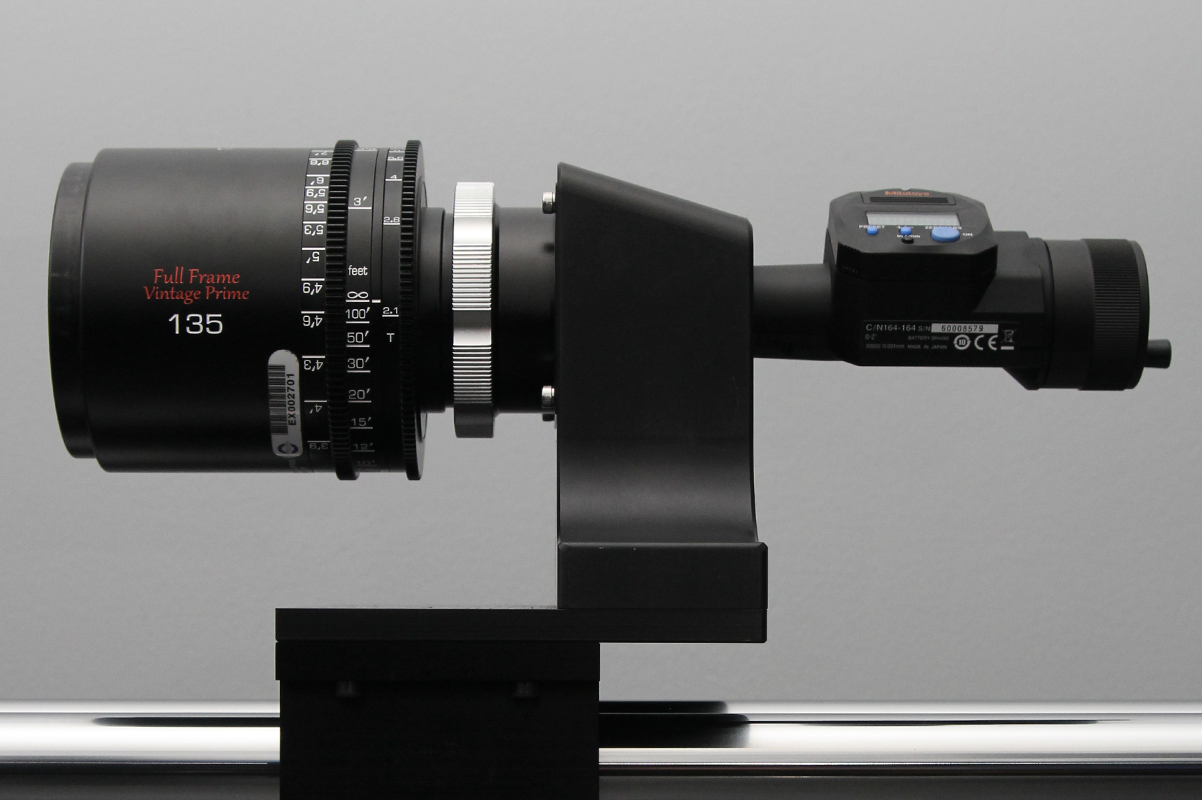 Film Lens Inspection