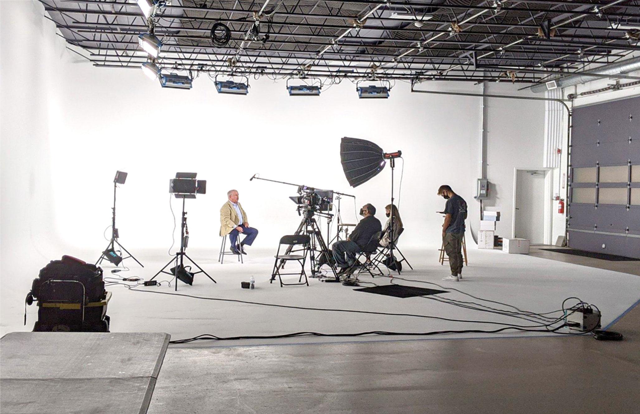 Men Studio Equipment